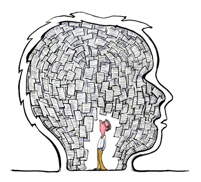 Cómo Dejar de Pensar Tanto