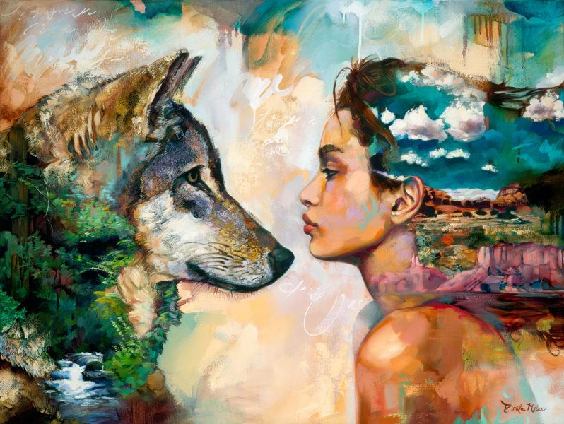 8 Hermosas frases del libro Mujeres que corren con los lobos