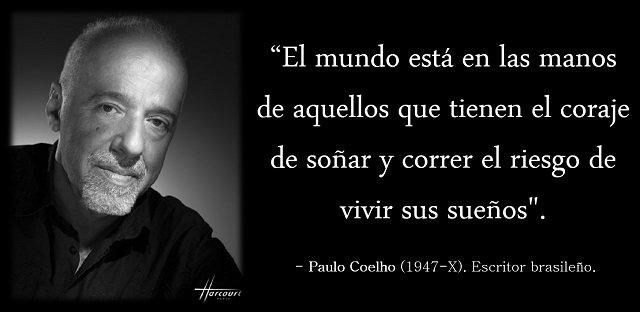Frases de Paulo Coelho para reflexionar