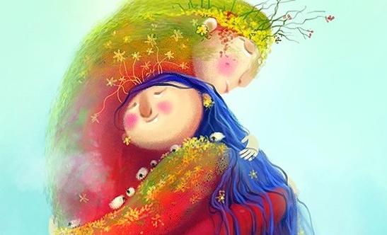 Que Todo Lo Bueno Te Siga, Te Encuentre, Te Abrace Y Se Quede Contigo