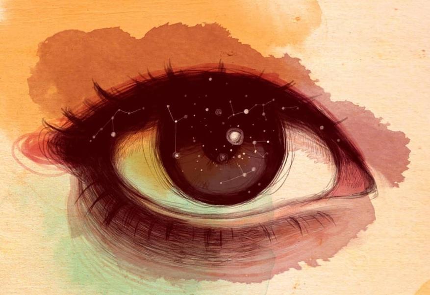 Cuando duele demasiado, no son las cosas… es tu mirada.